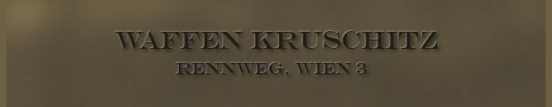 Waffen Kruschitz