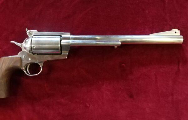 Kruschitz Single Action Revolver